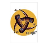 Gat Mjöð? Postcards with Bees (8/Pkg)