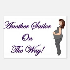 sailor Postcards (Package of 8)