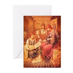 Music of a Bygone Age Cards (Pk of 10)