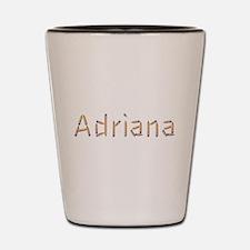Adriana Pencils Shot Glass