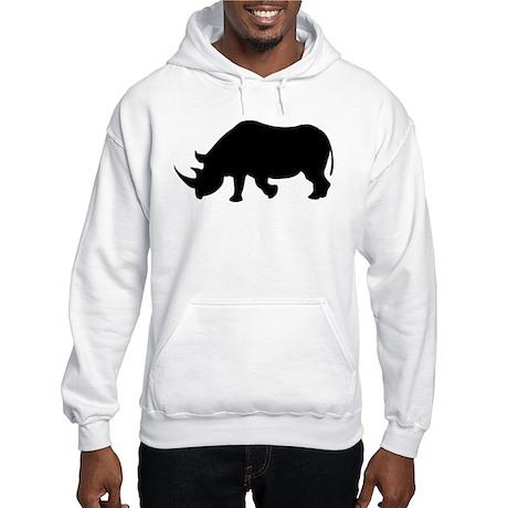 Rhino Hooded Sweatshirt