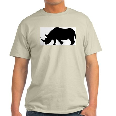 Rhino Ash Grey T-Shirt