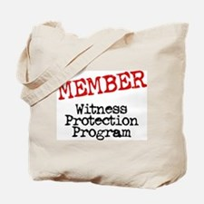 Member Witness Protection Pro Tote Bag