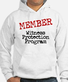 Member Witness Protection Pro Hoodie
