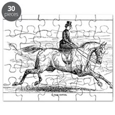 Free Canter Puzzle