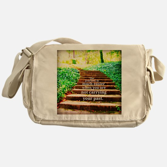 Easier Journey Messenger Bag