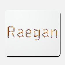 Raegan Pencils Mousepad
