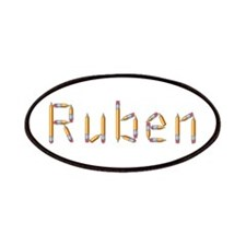 Ruben Pencils Patch