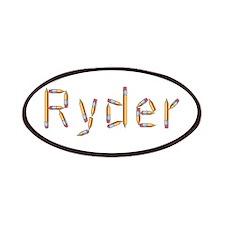 Ryder Pencils Patch