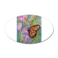 Bright, butterfly, art Wall Decal