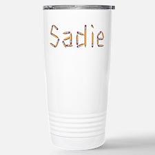 Sadie Pencils Stainless Steel Travel Mug