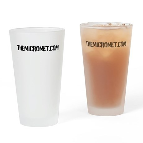 THEMICRONET Drinking Glass