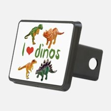 I Love Dinos Hitch Cover