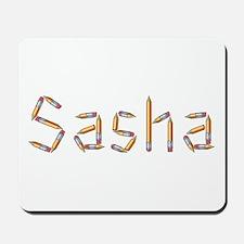 Sasha Pencils Mousepad