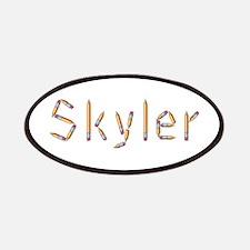 Skyler Pencils Patch