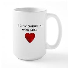 I Love Someone with Mito Mug