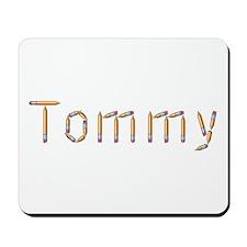 Tommy Pencils Mousepad