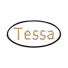 Tessa Pencils Patch