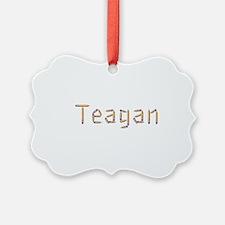Teagan Pencils Ornament
