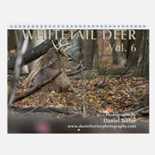 Whitetail Deer Vol. 6 Wall Calendar