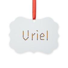 Uriel Pencils Ornament