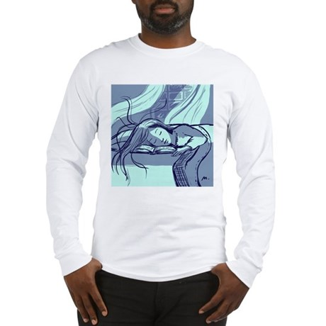 Book Dreams Long Sleeve T-Shirt