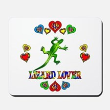 Lizard Lover Mousepad