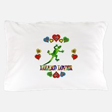 Lizard Lover Pillow Case