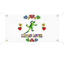 Lizard Lover Banner