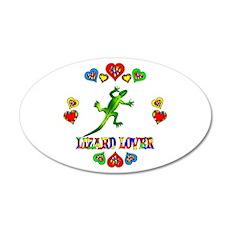 Lizard Lover Wall Decal