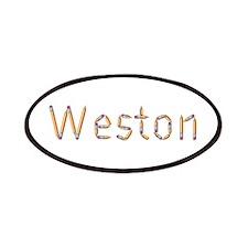 Weston Pencils Patch