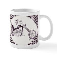 Shovelhead chopper Mug