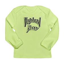 Vagabond Boy Long Sleeve Infant T-Shirt