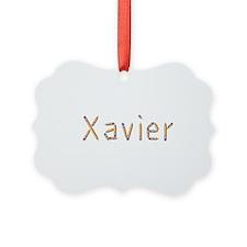 Xavier Pencils Ornament