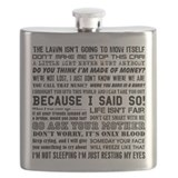 Dad quotes Flask Bottles
