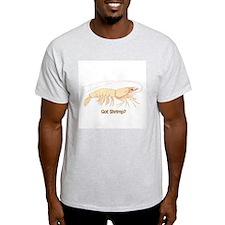 got-shrimp-2000-wht T-Shirt T-Shirt