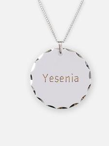 Yesenia Pencils Necklace