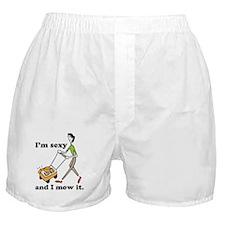 Mow it Boxer Shorts