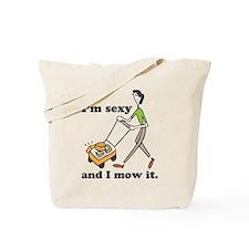Mow it Tote Bag