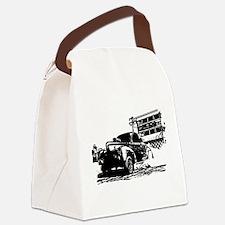 AFTMBW Old School Gasser.jpg Canvas Lunch Bag