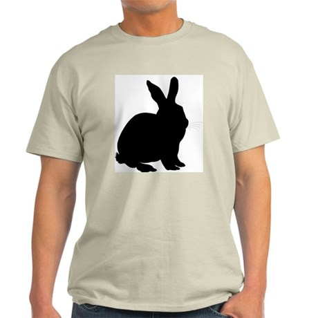 Rabbit Ash Grey T-Shirt