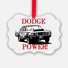 AFTMDodgePower!.jpg Ornament