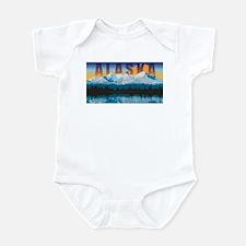 Funny Sunset Infant Bodysuit