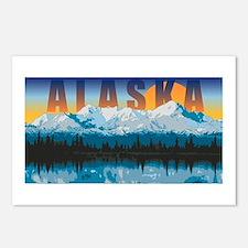 Cute Alaska Postcards (Package of 8)