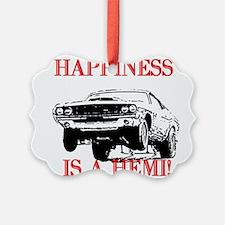 AFTMHappinessIsAHemi!.jpg Ornament