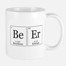 BeEr [Chemical Elements] Mug