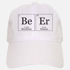 BeEr [Chemical Elements] Baseball Baseball Cap