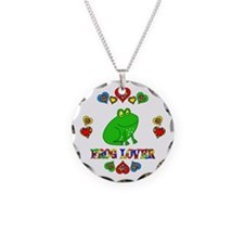 Frog Lover Necklace