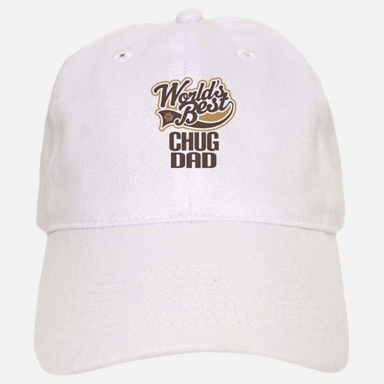 Chug Dog Dad Baseball Baseball Cap