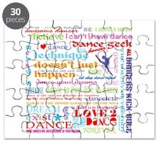 Ultimate Dance Collection Puzzle